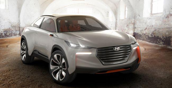 Экстерьер Hyundai Kona