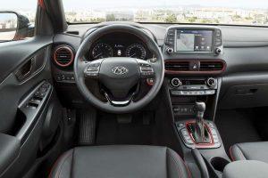 Технические возможности Hyundai Kona
