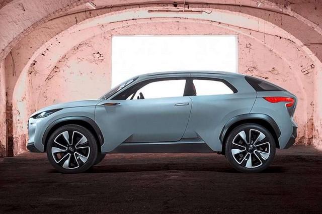 Hyundai Kona дизайн