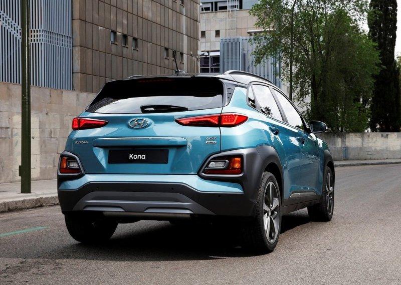 Особенности Hyundai Kona