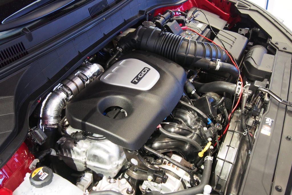 Двигатель Hyundai Kona