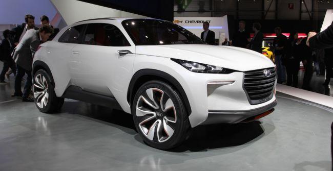 Дебют Hyundai Kona