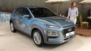 Hyundai Kona – с июня уже продается в Корее