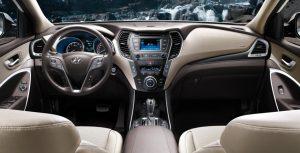 Kona отдаст свое лицо Hyundai Santa Fe