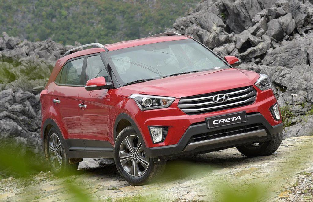 Новый Hyundai Сreta