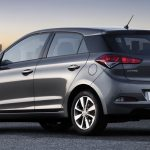 Экстерьер Hyundai i20