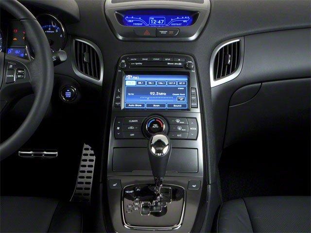 Комплектации и цены Hyundai Genesis Coupe