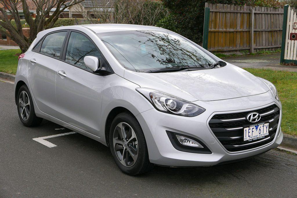 Внешний вид Hyundai i30