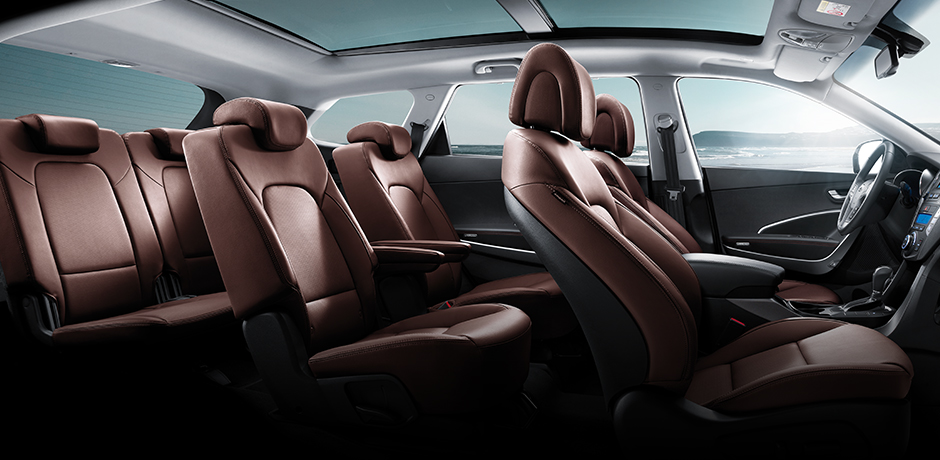 Технические характеристики Hyundai Grand Santa Fe