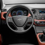 Интерьер Hyundai I10