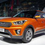 Hyundai IX25 в России