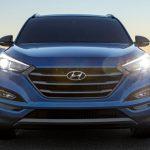 Hyundai Tucson в России