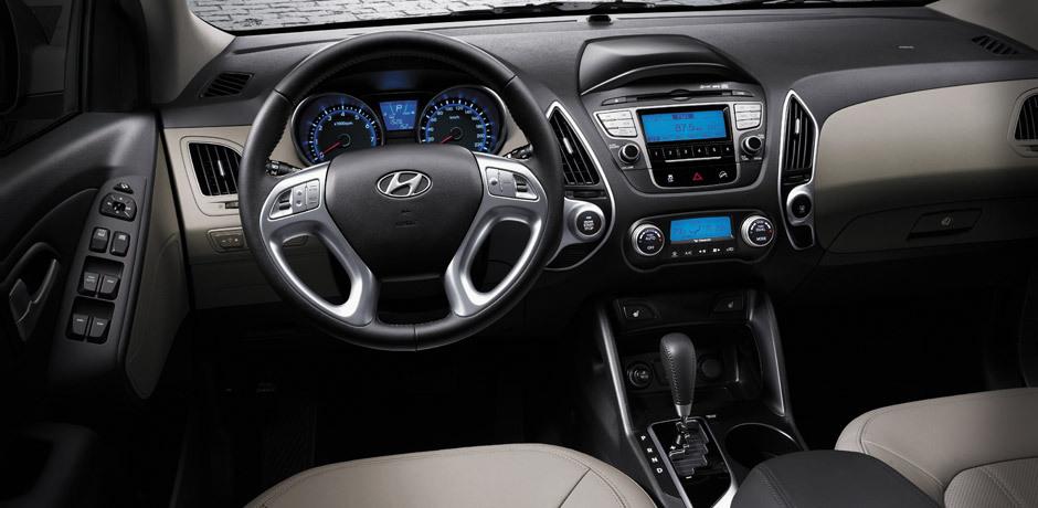 Комплектации и цены на Hyundai ІХ35