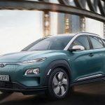 Hyundai Kona Electric 2019 года