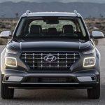 Новый кроссовер Hyundai Venue