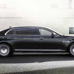 Автомобиль представительского класса Genesis g90