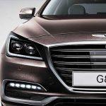 Светодиодные фары Genesis g80